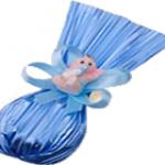 Torbacık Bebek Mavi